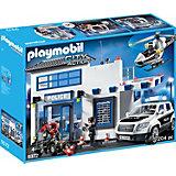 Конструктор Playmobil Полицейский участок, 30 деталей
