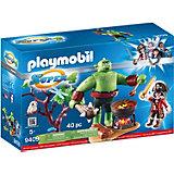 Конструктор Playmobil Огр с Руби, 14 деталей