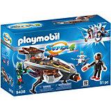Конструктор Playmobil Скайджет пришельца Сикрониана с Джином, 10 деталей