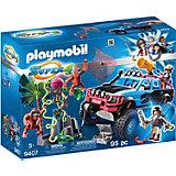 Конструктор Playmobil Монстр-грузовик с Алекс и Рок Брок, 24 детали