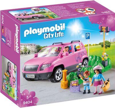 Baukästen & Konstruktion Konstruktionsspielzeug PLAYMOBIL Familien-PKW