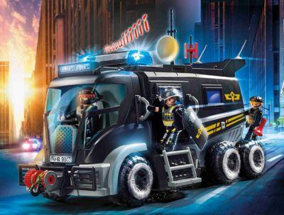 Playmobil 9372 Polizeistation Playmobil City Action Mytoys