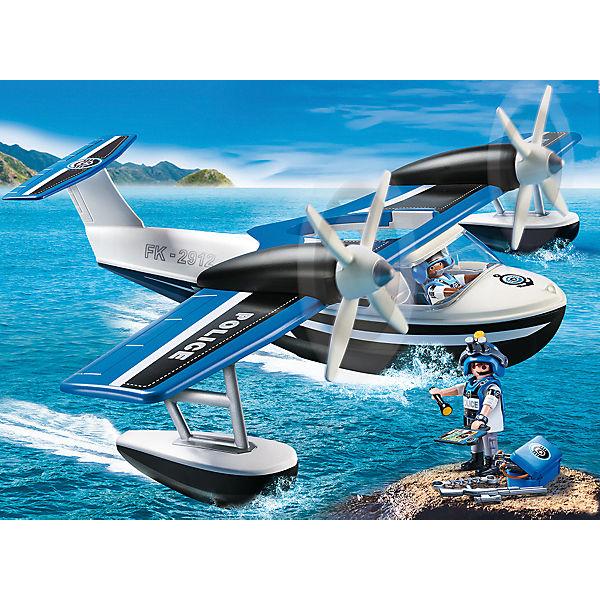 Playmobil 9436 Polizei Wasserflugzeug Playmobil City Action Mytoys