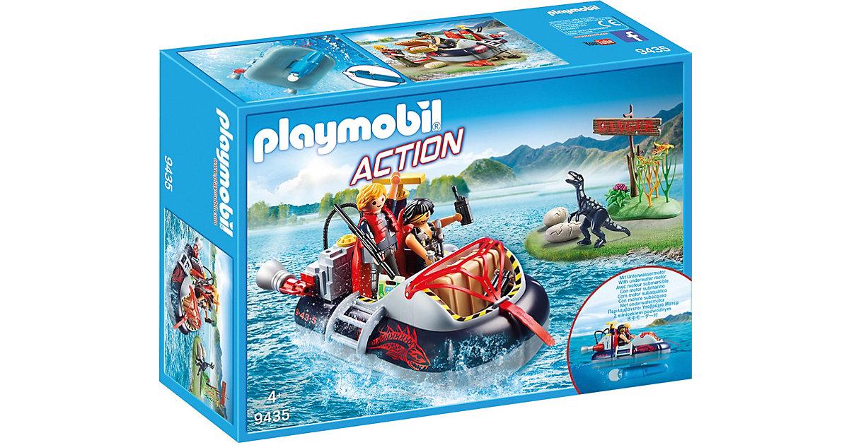 PLAYMOBIL® 9435 Luftkissenboot mit Unterwassermotor