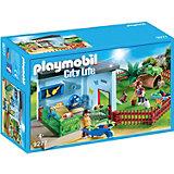 Конструктор Playmobil «Отель для животных: Пансион для маленьких животных»