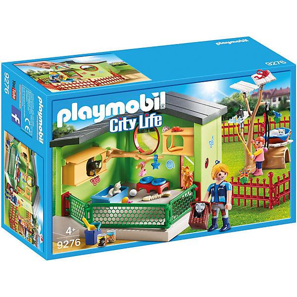 PLAYMOBIL® 9276 Katzenpension, PLAYMOBIL City Life