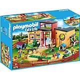 Конструктор Playmobil «Отель для животных: Крошечные Лапки»