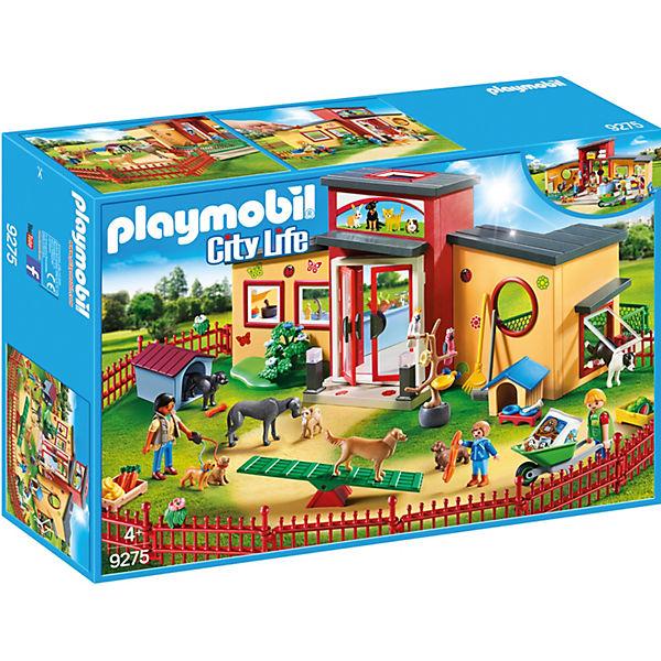 Playmobil 9275 Tierhotel Pfötchen Playmobil City Life Mytoys