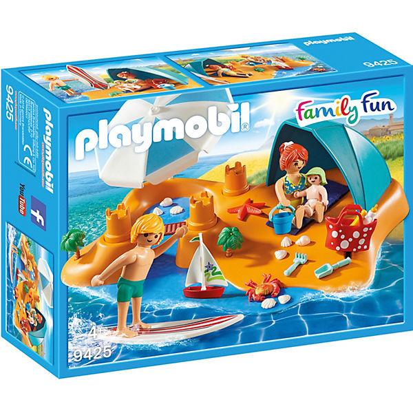 PLAYMOBIL® 9425 Familie am Strand, PLAYMOBIL City Life