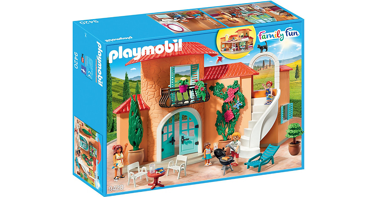 PLAYMOBIL® 9420 Sonnige Ferienvilla