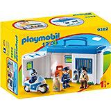 Конструктор Playmobil «Возьми с собой: Полицейский Участок»