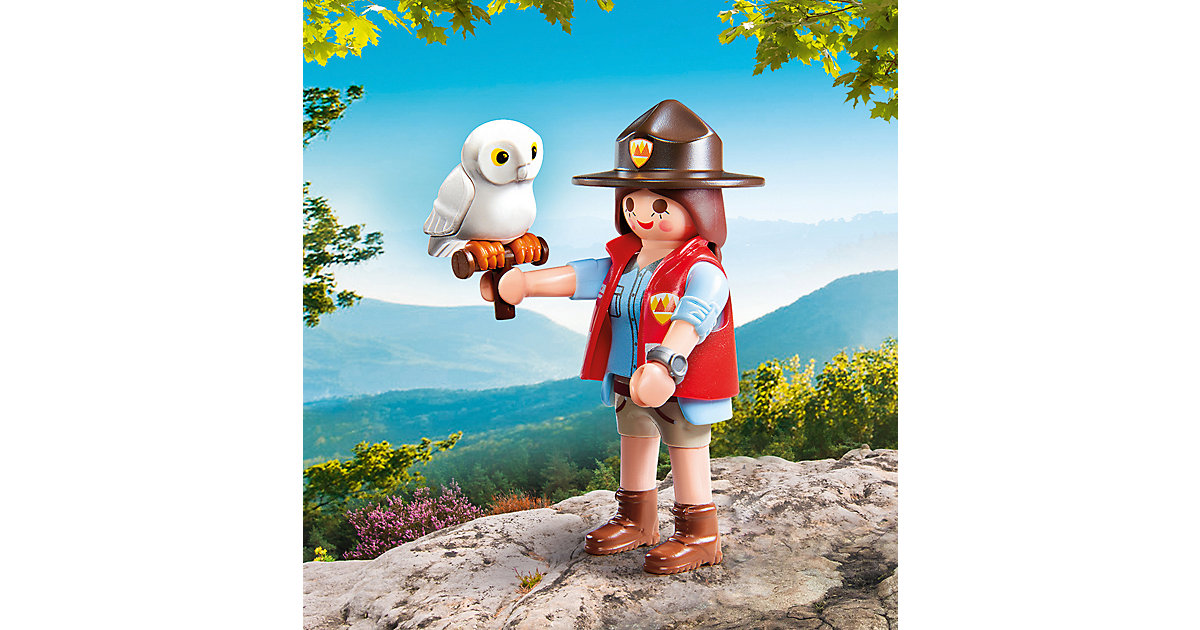 PLAYMOBIL® 9337 Wildpark-Rangerin