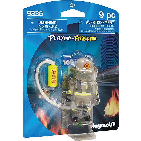 Playmobil Feuerwehr Figuren