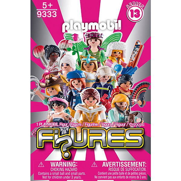 PLAYMOBIL® 9333 PLAYMOBIL-Figures Girls (Serie 13)