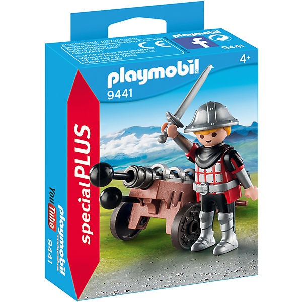 PLAYMOBIL® 9441 Ritter mit Kanone, PLAYMOBIL Knights