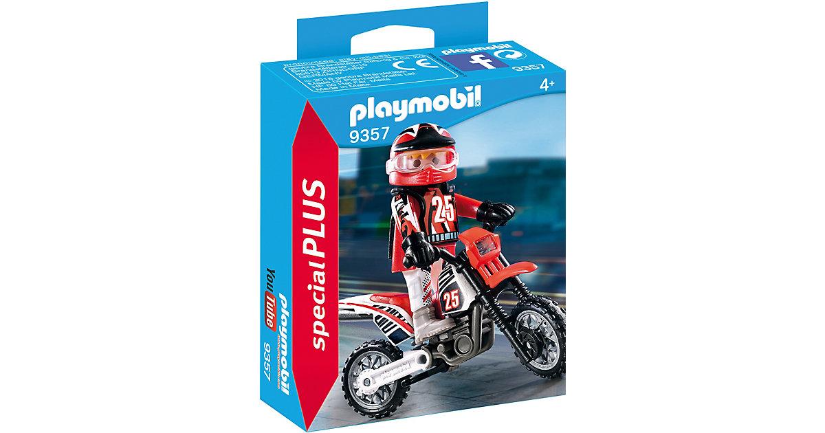 PLAYMOBIL® 9357 Motocross-Fahrer