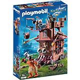 """Игровой набор Playmobil """"Гномы: передвижная крепость гномов"""""""