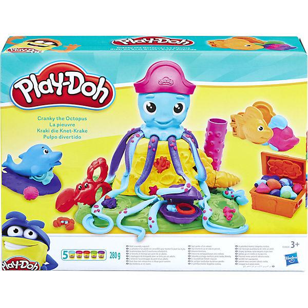 """Игровой набор Play-Doh """"Веселый Осьминог"""""""