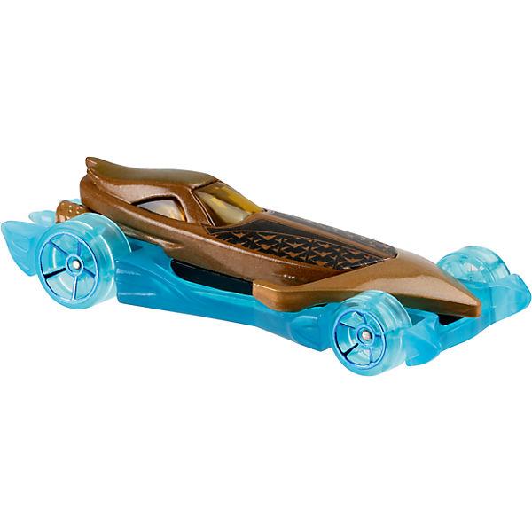 """Машинка Mattel Hot Wheels """"Персонажи DC"""", Аквамен"""