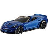 Базовая машинка Mattel Hot Wheels, Corvette C7 Z06 Conwtrtible