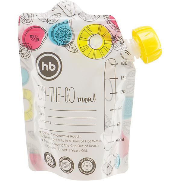 Пакеты для хранения детского питания, Happy Baby