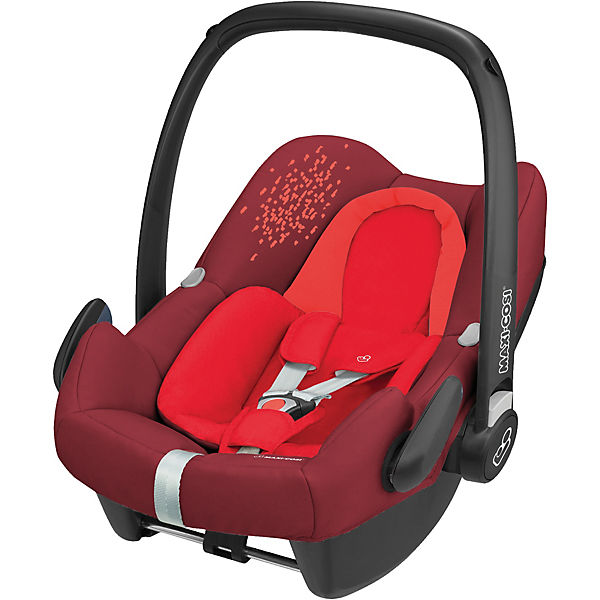 Babyschale Rock, Vivid Red