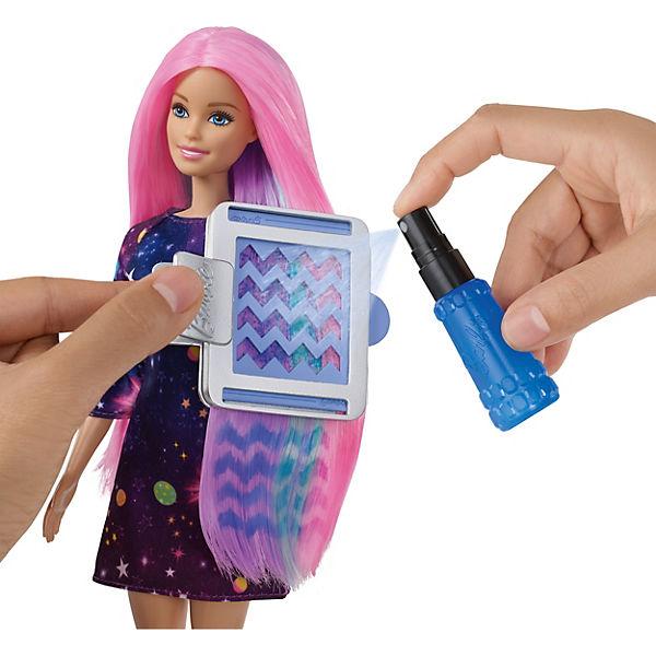 """Кукла Barbie """"Цветной сюрприз"""" с аксессуарами"""