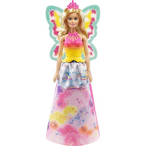 "Кукла Barbie ""Сказочная принцесса-фея-русалка"" от Mattel"