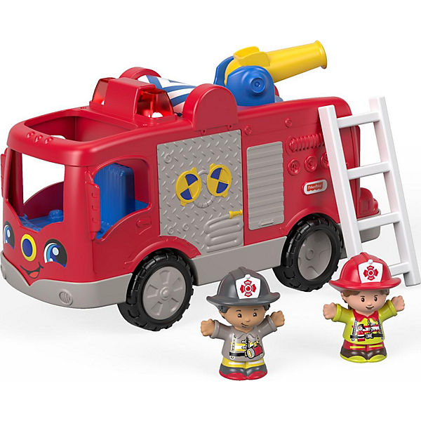 Fisher-Price Little People Feuerwehr, Fisher Price