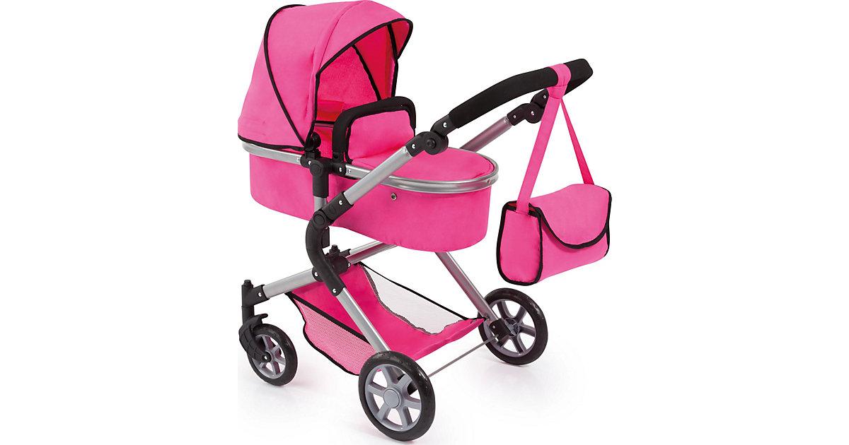 BAYER CHIC 2000 · Puppenwagen City Neo pink
