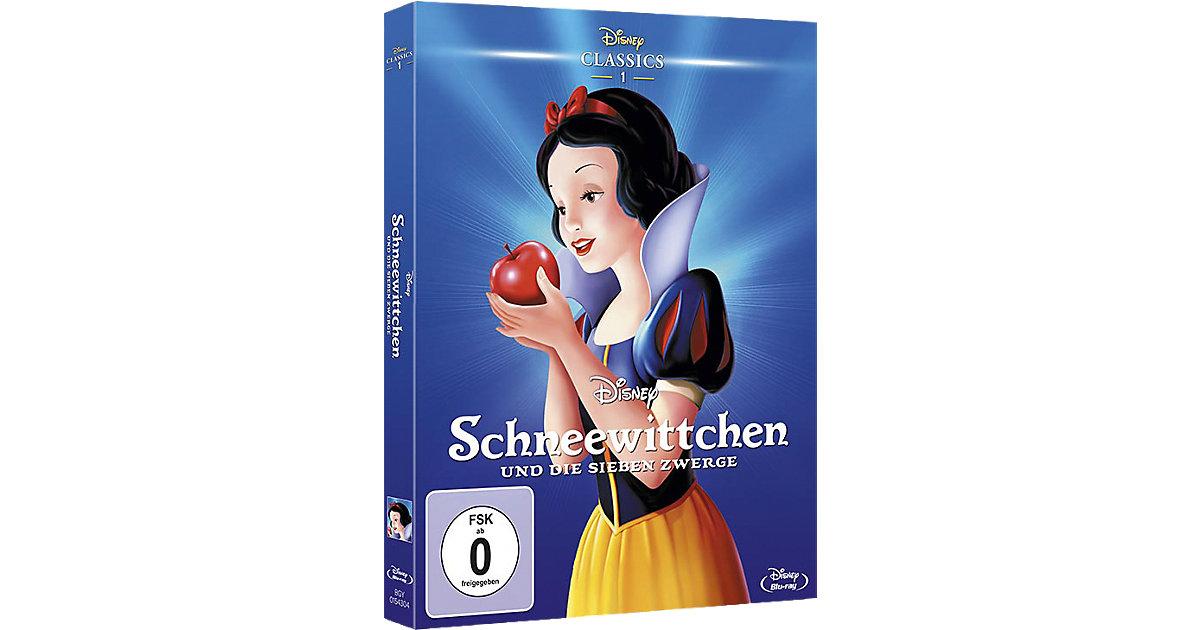BLU-RAY Schneewittchen und die 7 Zwerge (Disney...