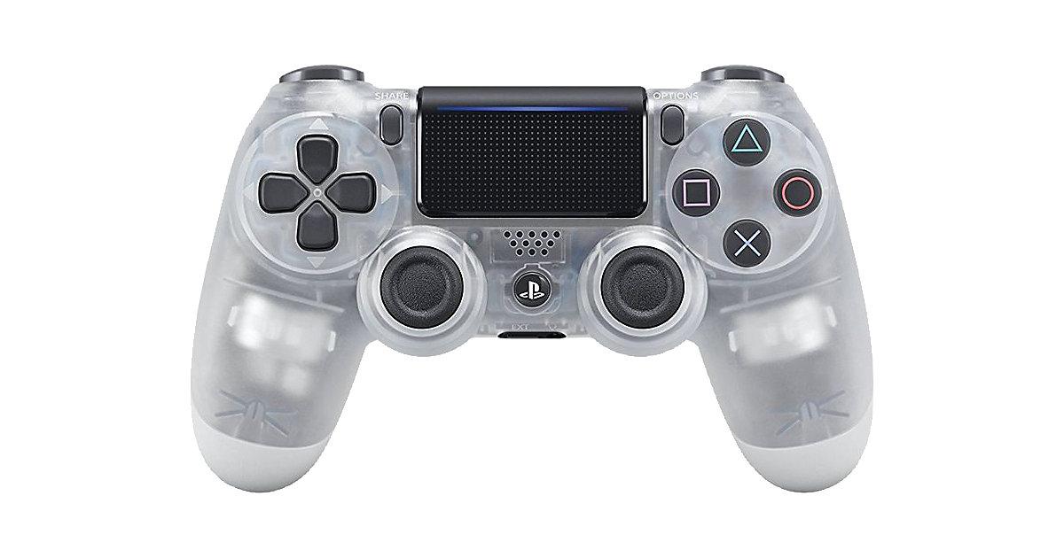PS4 Dualshock Joypad Wireless Controller crysta...