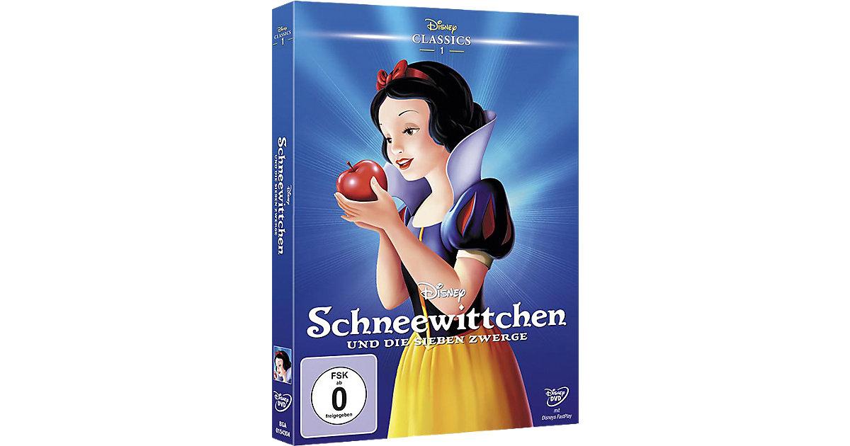 DVD Schneewittchen und die 7 Zwerge (Disney Cla...