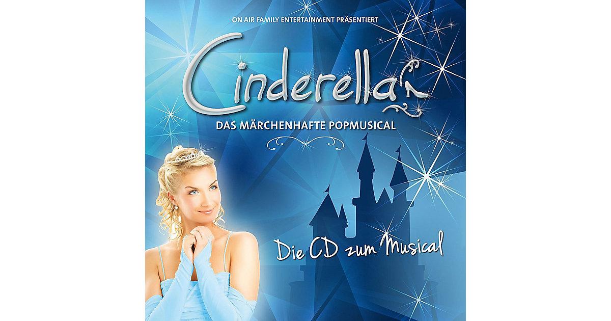 CD Cinderella - Das märchenhafte Popmusical