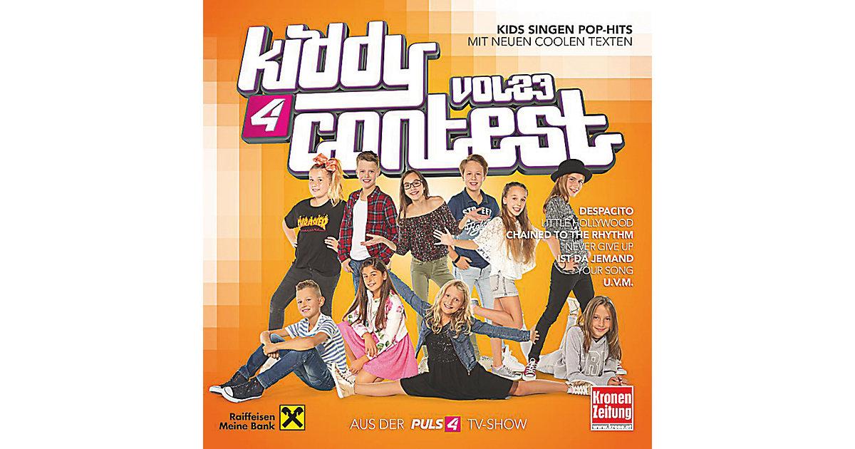 CD Kiddy Contest Vol.23