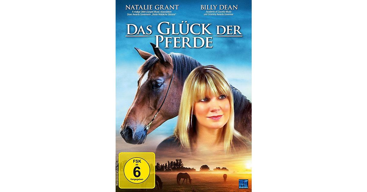DVD Das Glück der Pferde