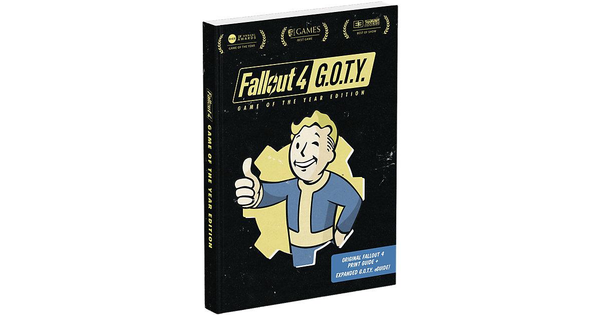 Lösungsbuch Fallout 4 Goty - Das offizielle Lös...