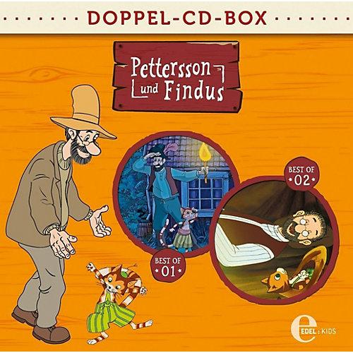 Pettersson Und Findus - (1)Doppel-Box (CD) jetztbilligerkaufen