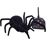 """Радиоуправляемый паук Edu-Toys """"Черная вдова"""", 20 см"""