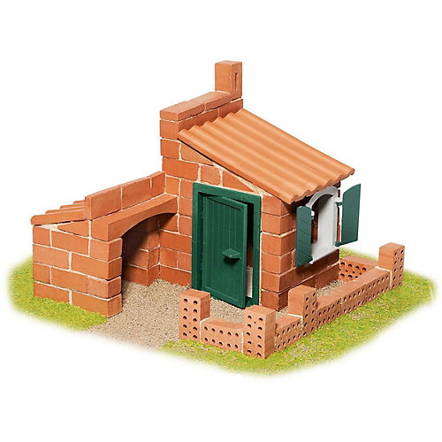 """Строительный набор """"Дом"""" (110 дет.,2 модели минимум) от teifoc"""
