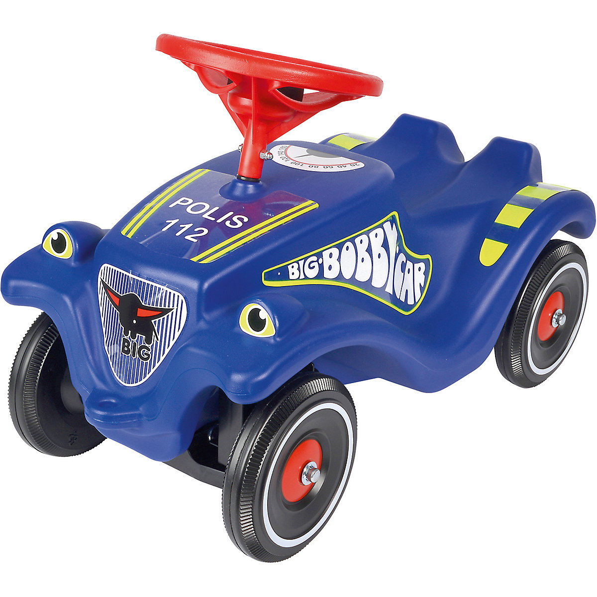 BIG-Bobby-Car-Classic Ocean+Polis BOBBY CAR TTtpB