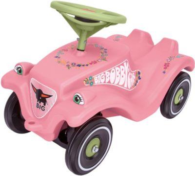 Big-bobby-car Flower Mit Schuhschoner Kinderfahrzeuge