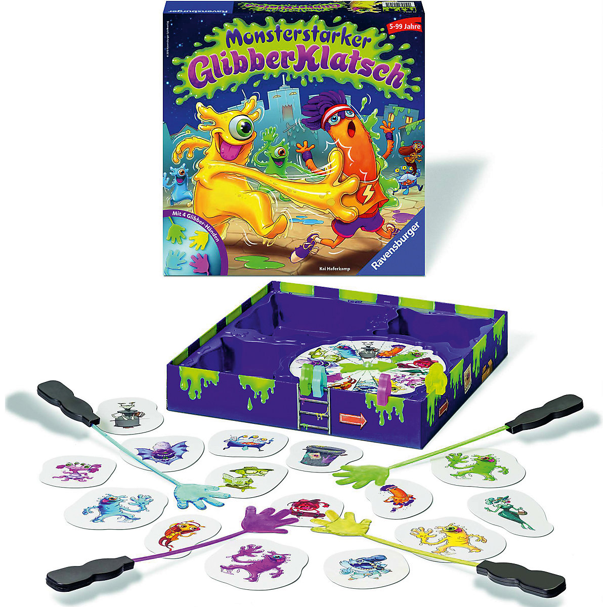 Monsterstarker GlibberKlatsch Ravensburger jzHOb