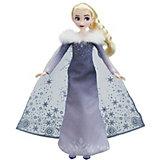 Модная кукла поющая Эльза, Hasbro