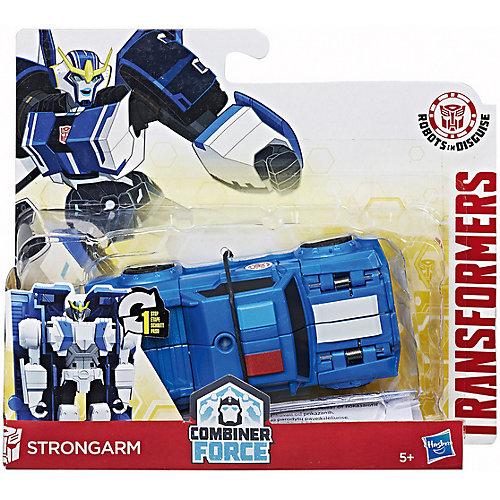 Трансформеры Роботс-ин-Дисгайс Уан-Стэп, Hasbro от Hasbro
