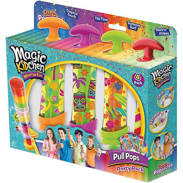 Magic Kidchen Pull Pops Party Eis selber machen, Beluga