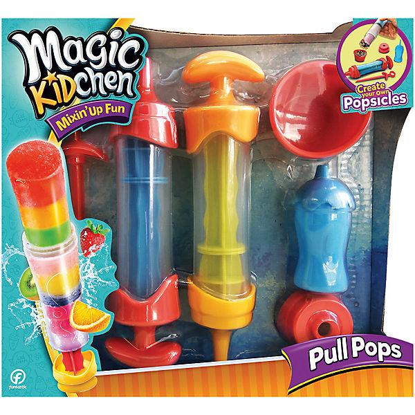 Magic Kidchen Pull Pops Deluxe Eis selber machen, Beluga