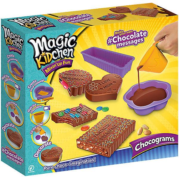 Magic Kidchen Chocogram Kuchenform, Beluga