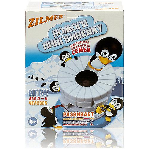 """Настольная игра Zilmer """"Помоги пингвиненку"""" от Zilmer"""