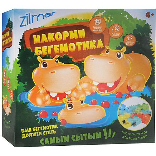 """Настольная игра Zilmer """"Накорми бегемотика"""" от Zilmer"""